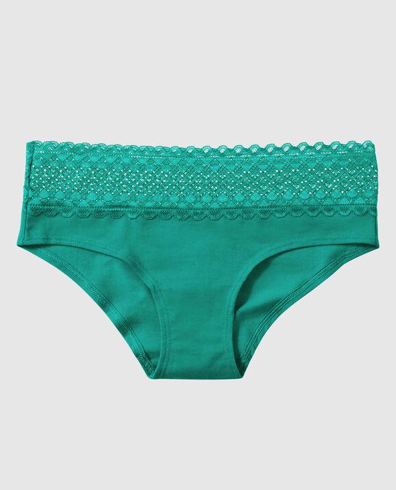 Hipster Panty Fantasy Green 1