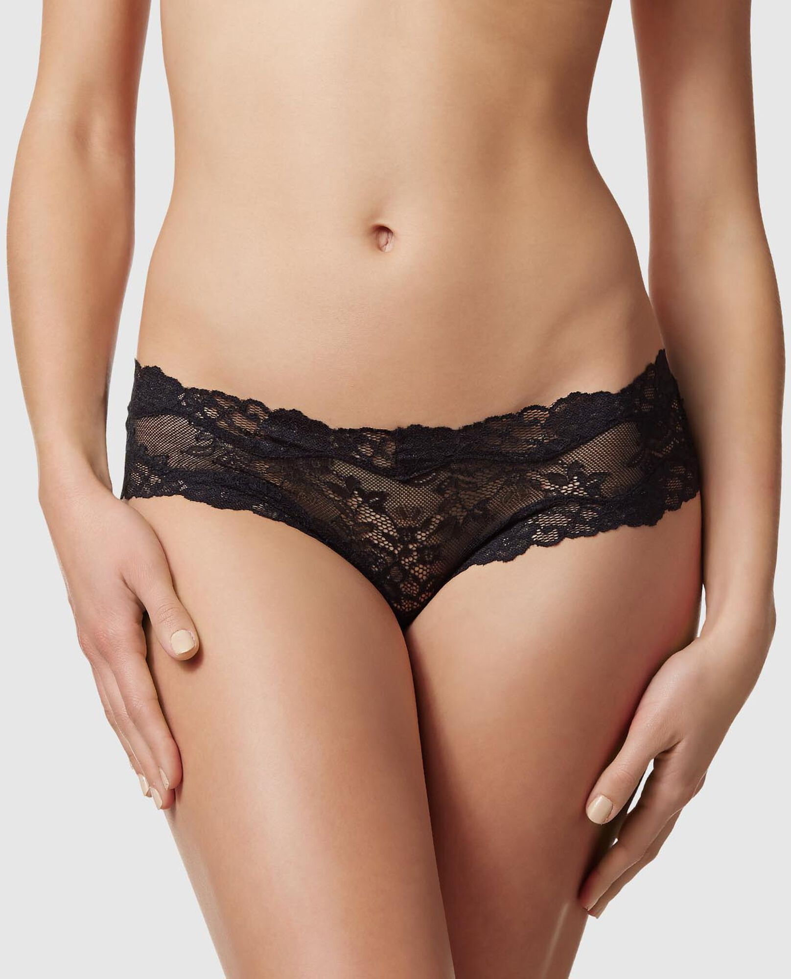 79645252c Allover Lace Brazilian Panty - Sexy Pin Up