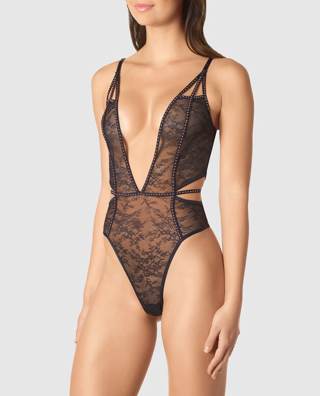 Bumless Lace Bodysuit