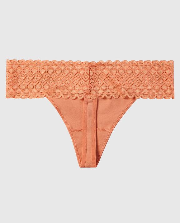 Thong Panty Cinnamon 2