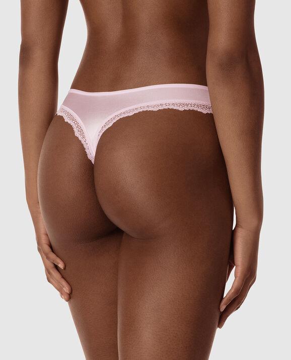 Thong Panty Soft Lavender 2