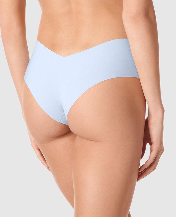 High Leg Brazilian Panty Blue Quartz 2