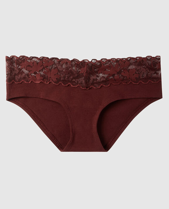 Hipster Panty Red Wine 1
