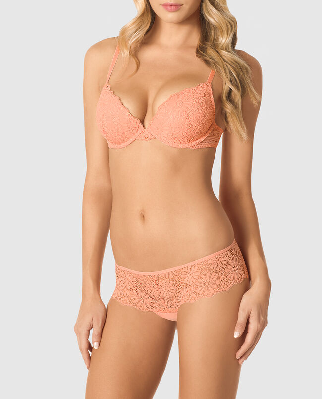 Push Up Plunge Bra
