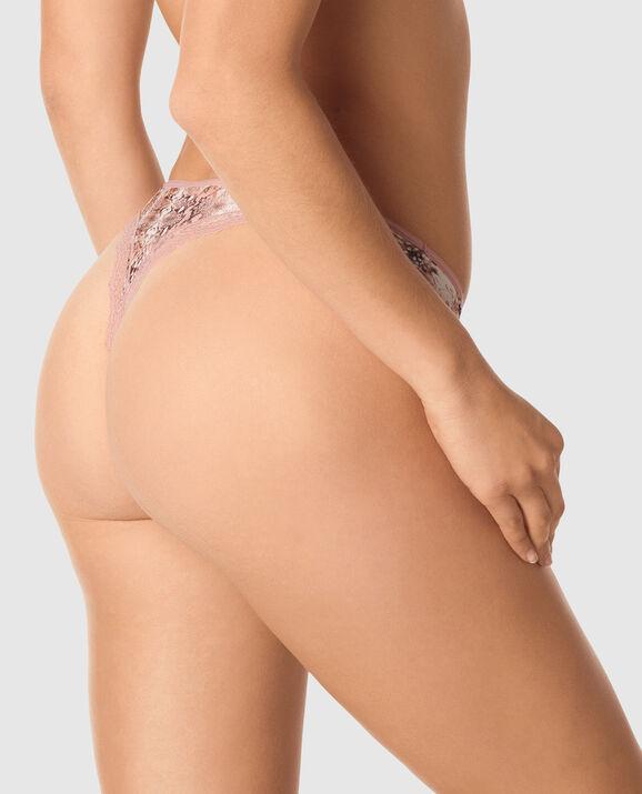 Thong Panty Perfect Python 2