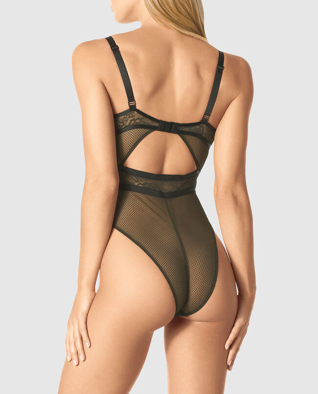 Lightly Lined Bodysuit