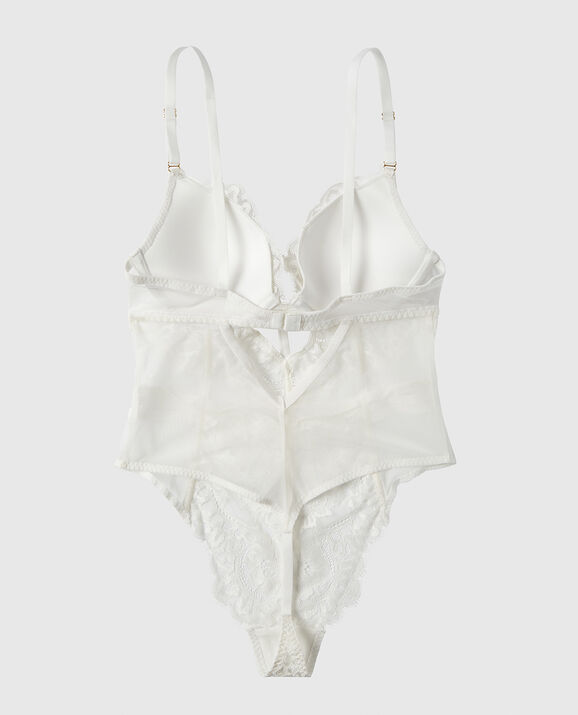 Push Up Bodysuit Polar Bear 3