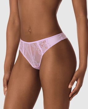 Thong Panty Lilac Whisper 1