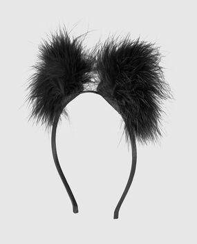 Furry Cat Ears Headband