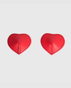 Heart Pasties Red Pepper 1