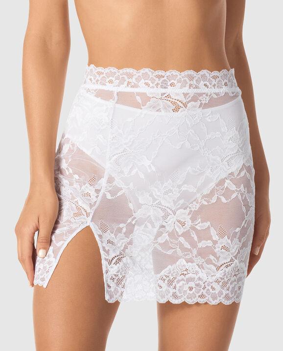 Ice Queen Skirt White 1