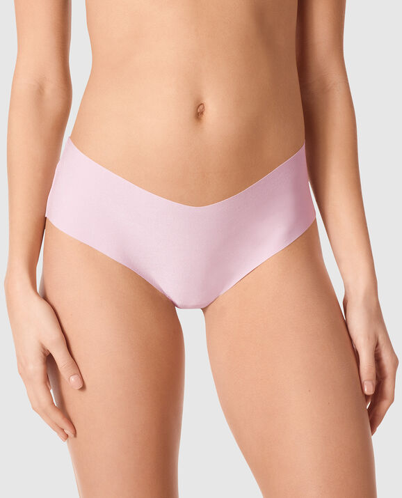 High Leg Brazilian Panty Misty Lilac 1
