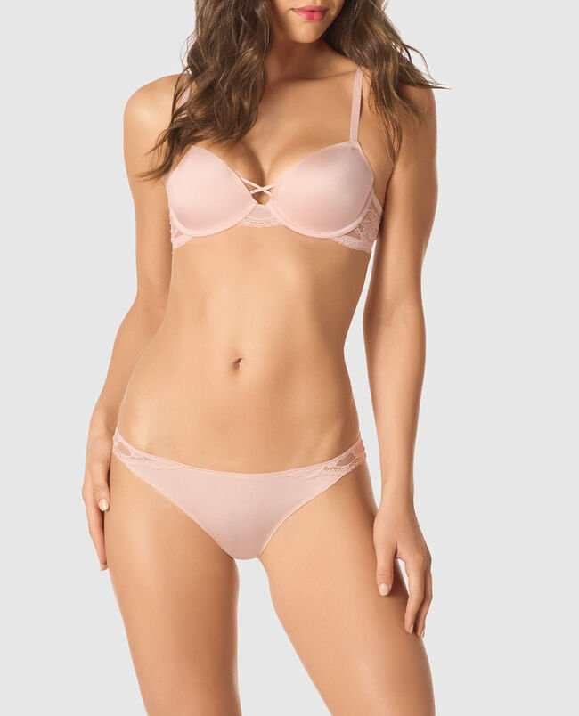 Lightly Lined Demi Bra