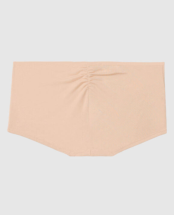 Boyshort Panty Rose Tan 2