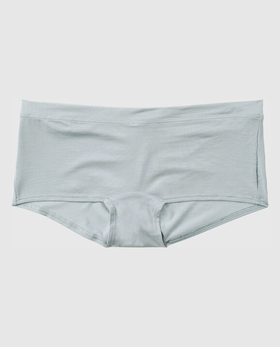 Boyshort Panty Hope Grey 1