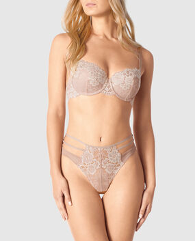 Lightly Lined Balconette Bra Dawn 1