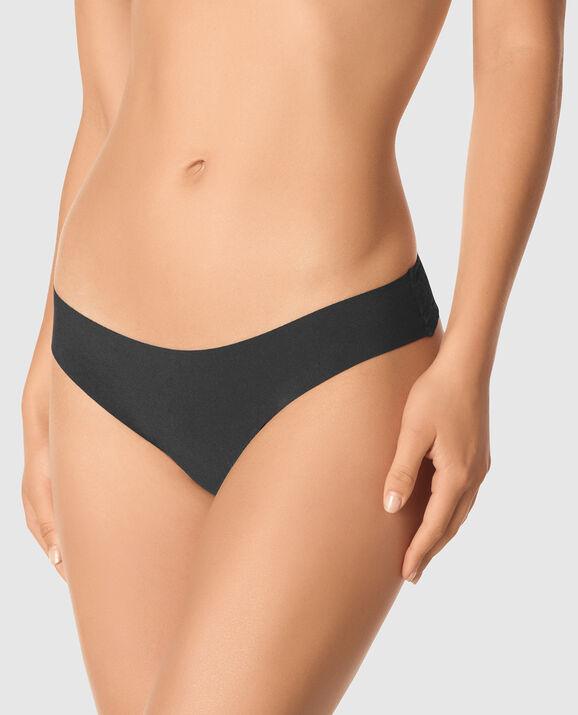 Thong Panty Smoulder Black 1