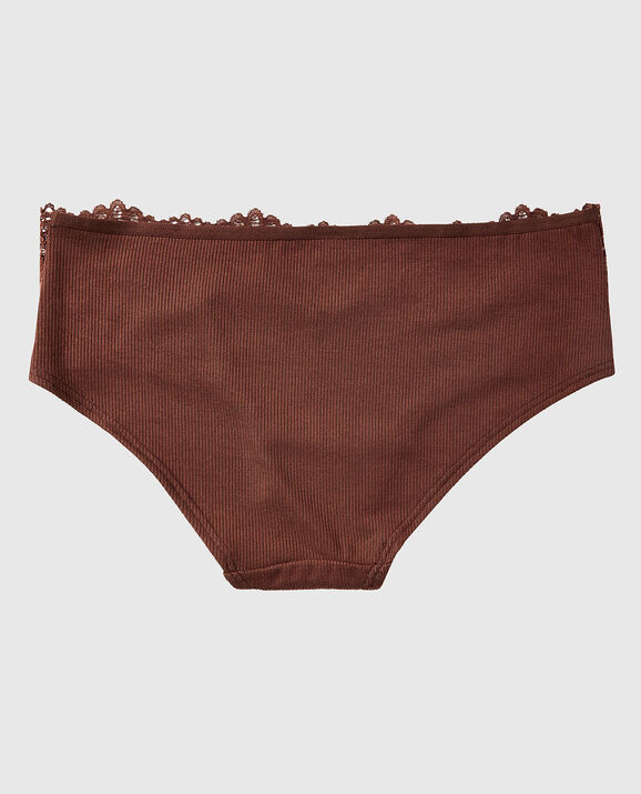 Ribbed Hipster Panty Chocolate Cake 2