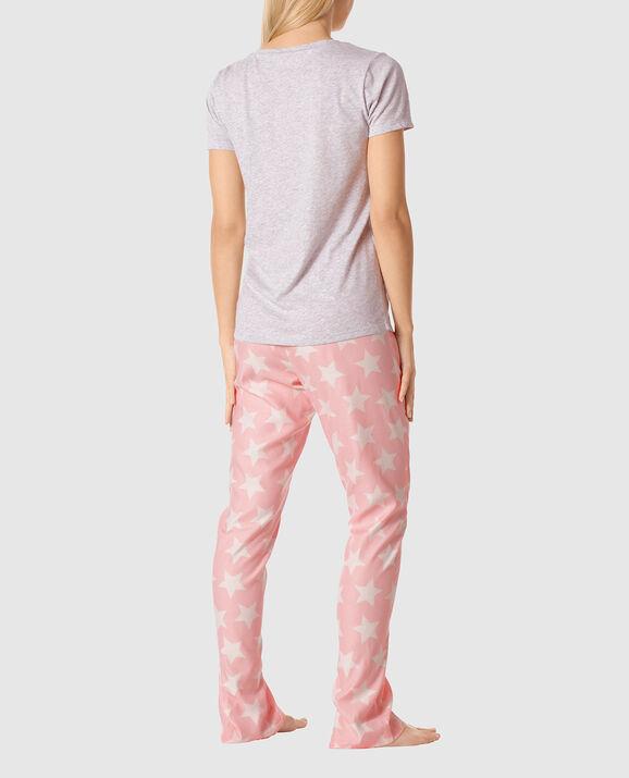 The Cozy Pajama Set Angel Star 2