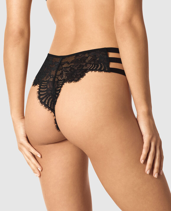 High Waist Thong Panty undefined 2