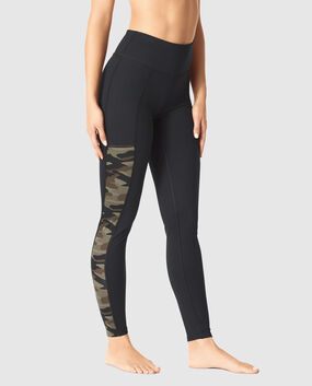 Booty Lift Legging Camo 1