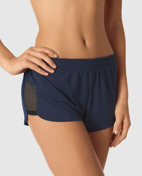 Short with Mesh