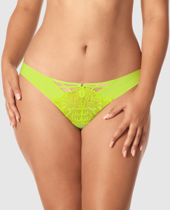 Cheeky Panty Limelight 1