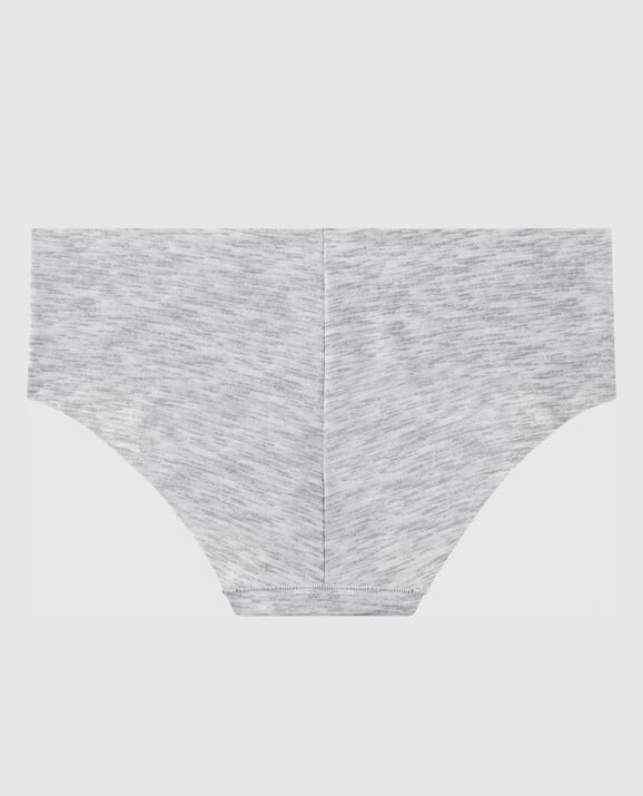 Hipster Panty Light Grey Heather 2