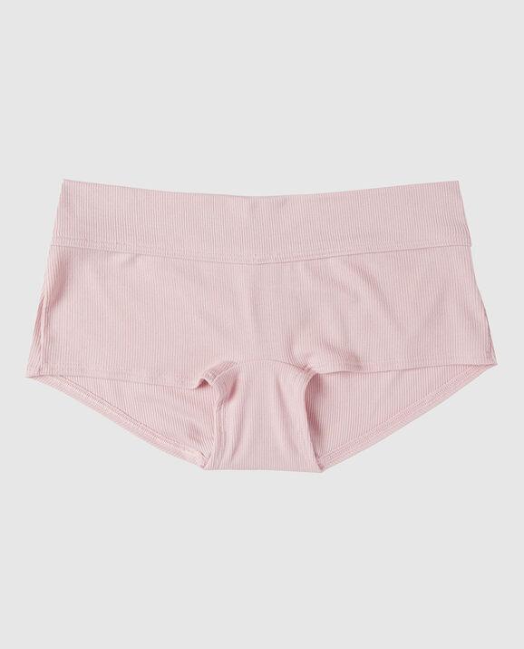Boyshort Panty Iced Lilac 1