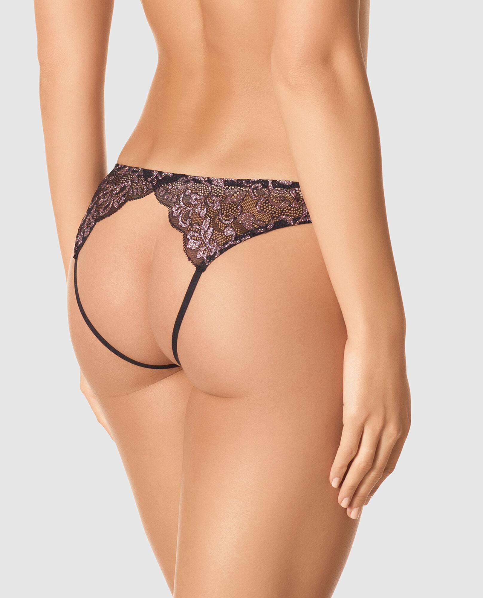 d7fd92813522f Bumless Crotchless Panty | La Senza