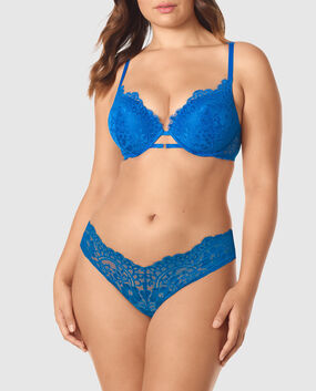 Up 2 Cup Push Up Bra Deep Laguna 1