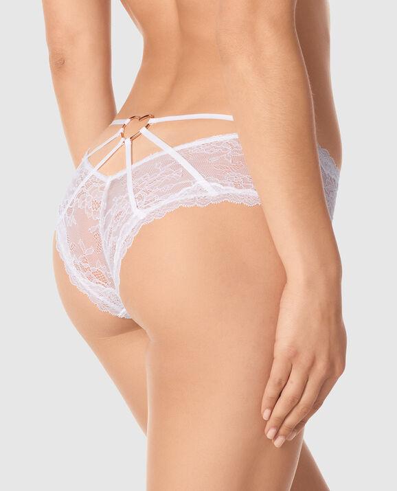 Brazilian Panty White 1