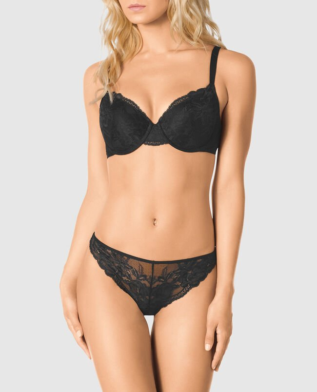 Lightly Lined Full Coverage Bra