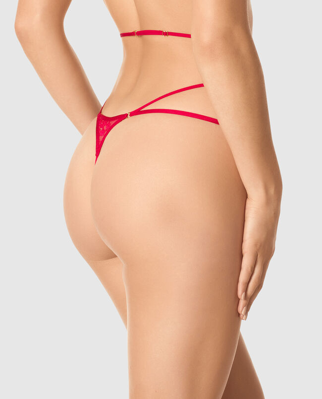Strappy G-String Panty