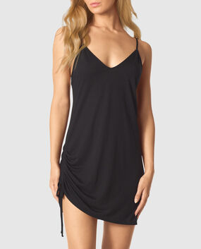Ruched Side Chemise