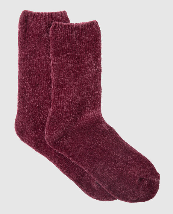 Crew Sock Berry Royale 1