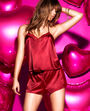 Satin Cami & Short Set
