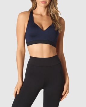 Push Up Sports Bra