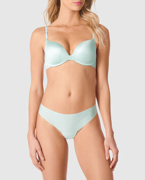 Push Up Bra Teal Coast 1