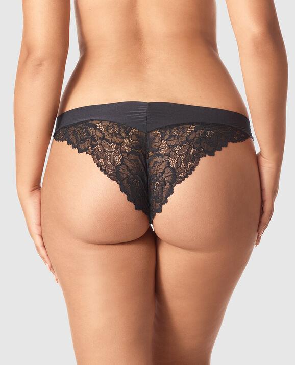 Cheeky Panty Smoulder Black 2