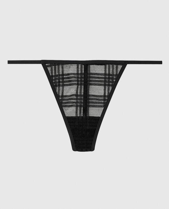 G-String Panty - Remix Cotton New Arrivals - La Senza Lingerie 86cf24e9b1a0
