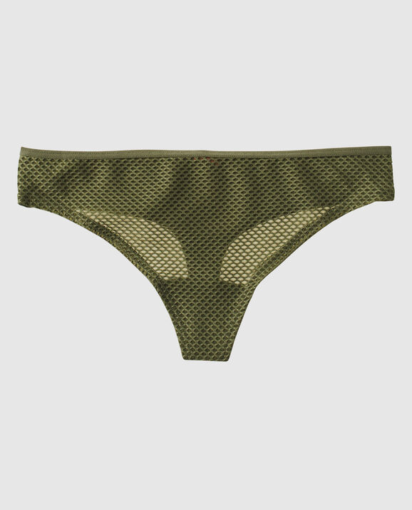 Thong Panty Sultry Sage 1
