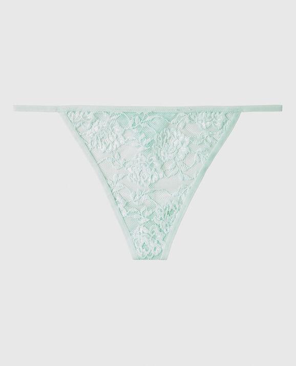 G-String Panty Moonlight Jade 1