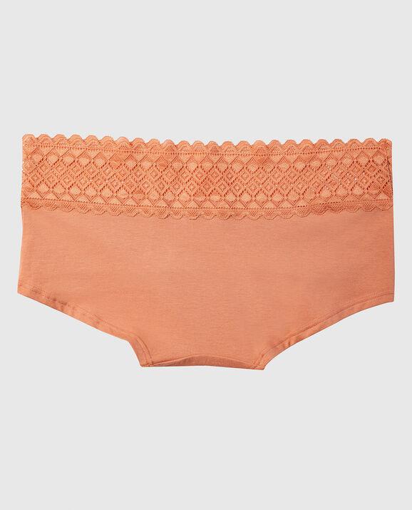 Boyshort Panty Cinnamon 2
