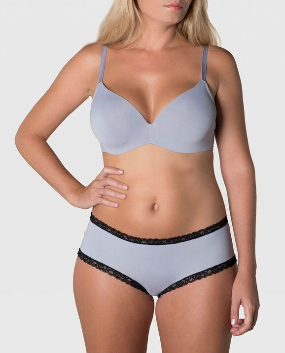 The Fearless Smooth T-Shirt Bra Misty Rain 1
