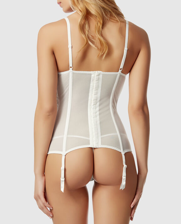 Push Up Lace Merrywidow Ivory 2