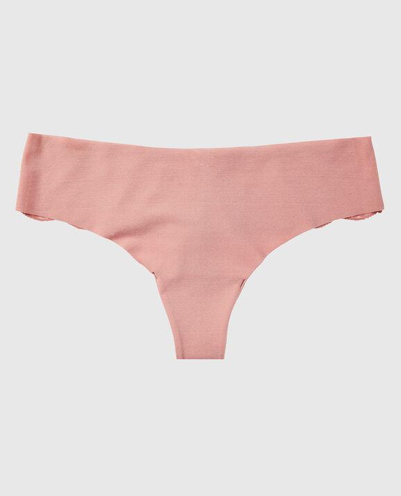 Thong Panty Antique Rose 1