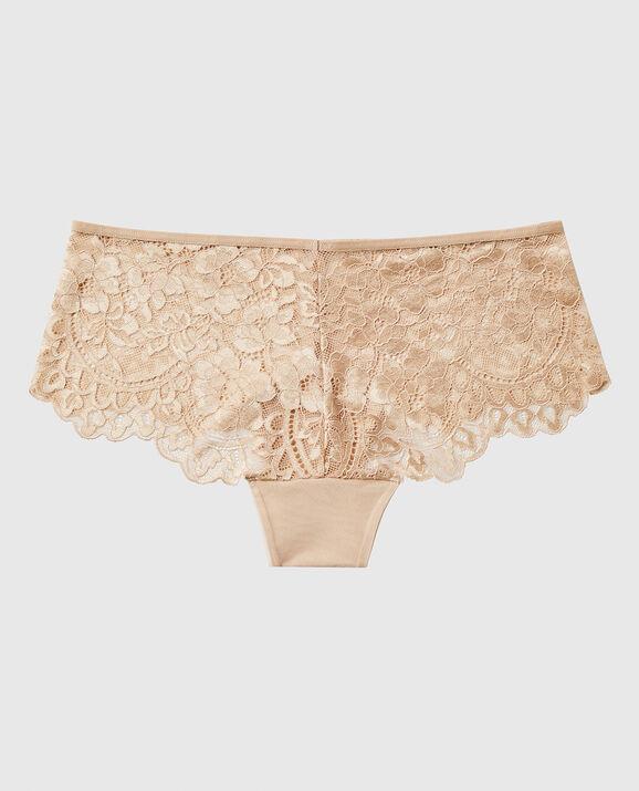 Cheeky Panty Rose Tan 2