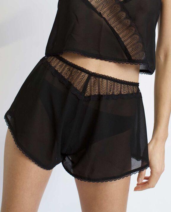 Bonnie Short Smoulder Black 1