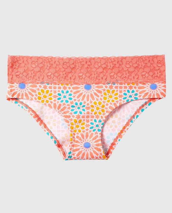 Hipster Panty Coral Mosiacs 1
